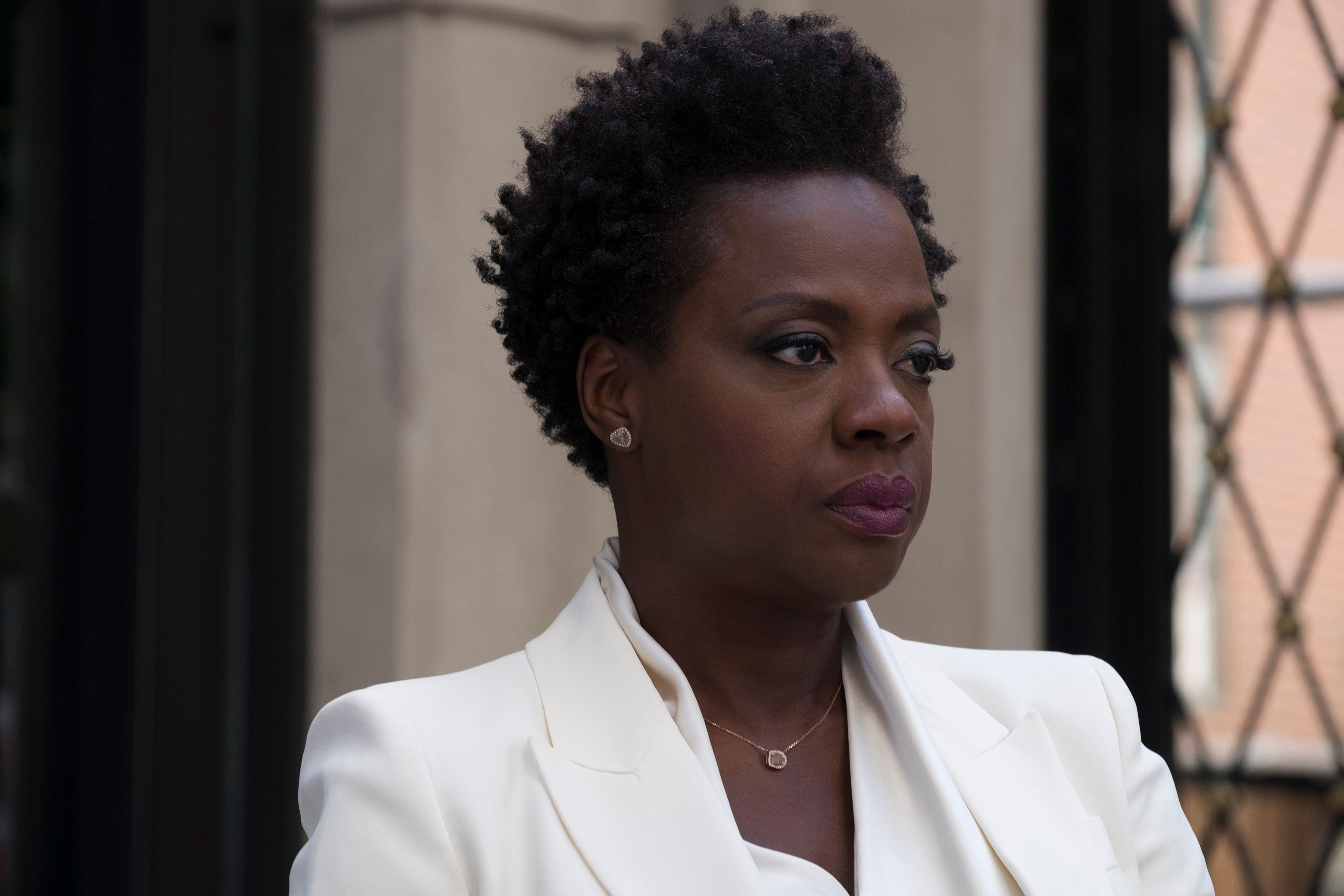 WID-008 - Viola Davis stars in Twentieth Century Fox's WIDOWS. Photo Credit: Merrick Morton.