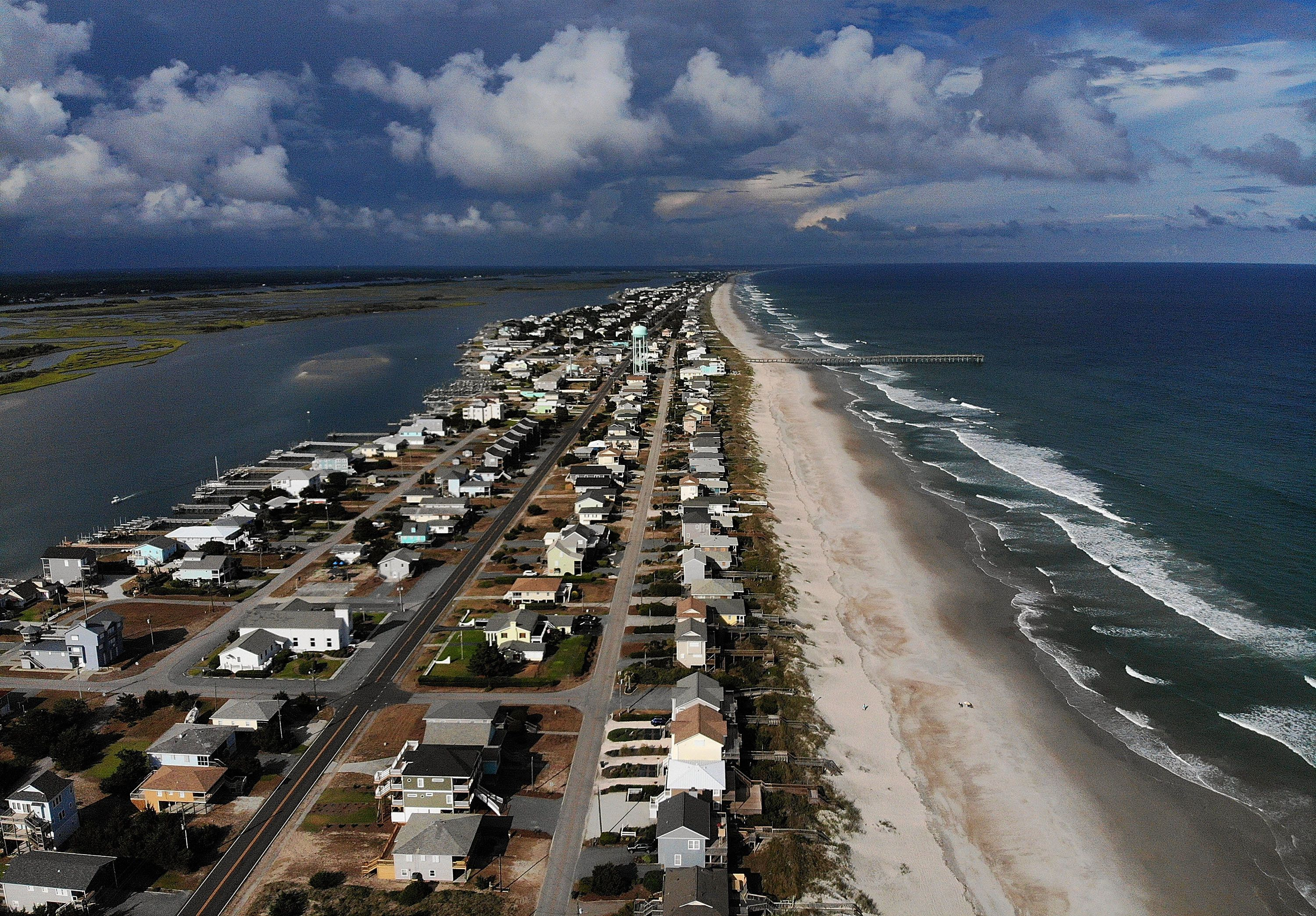 6 Years Ago, North Carolina Chose To Ignore Rising Sea Levels. This Week It Braces For