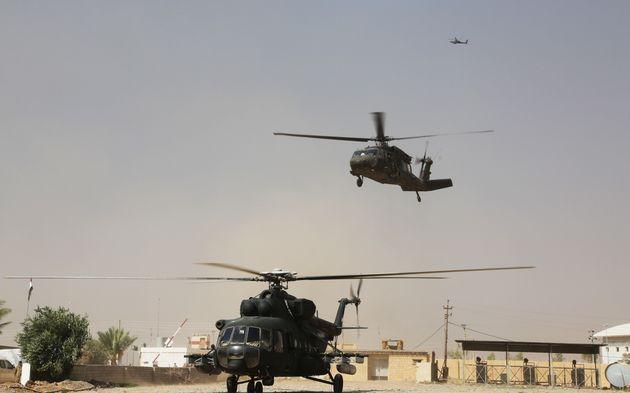 Αρχίζει η τελευταία φάση της επιχείρησης του συνασπισμού κατά του ISIS στην ανατολική