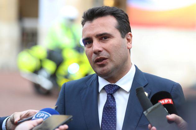 Ζάεφ: Είμαστε Μακεδόνες, με τη δική μας περιοχή και