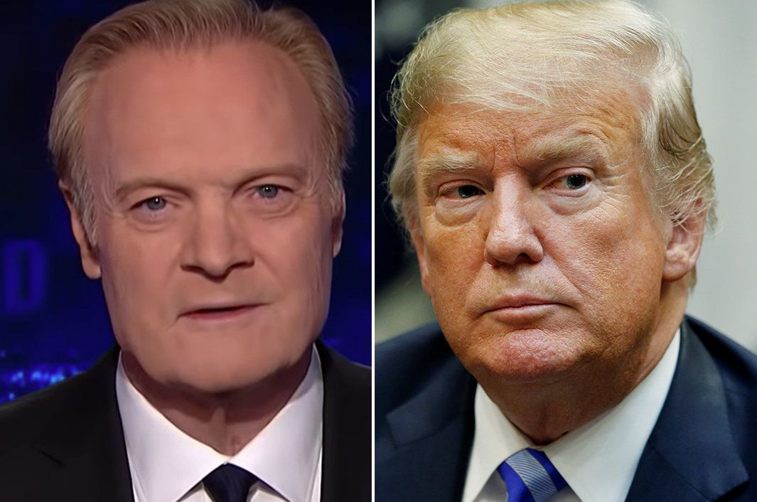 Lawrence O'Donnell Shreds Trump Over His Most 'Evil' Lie About 9/11