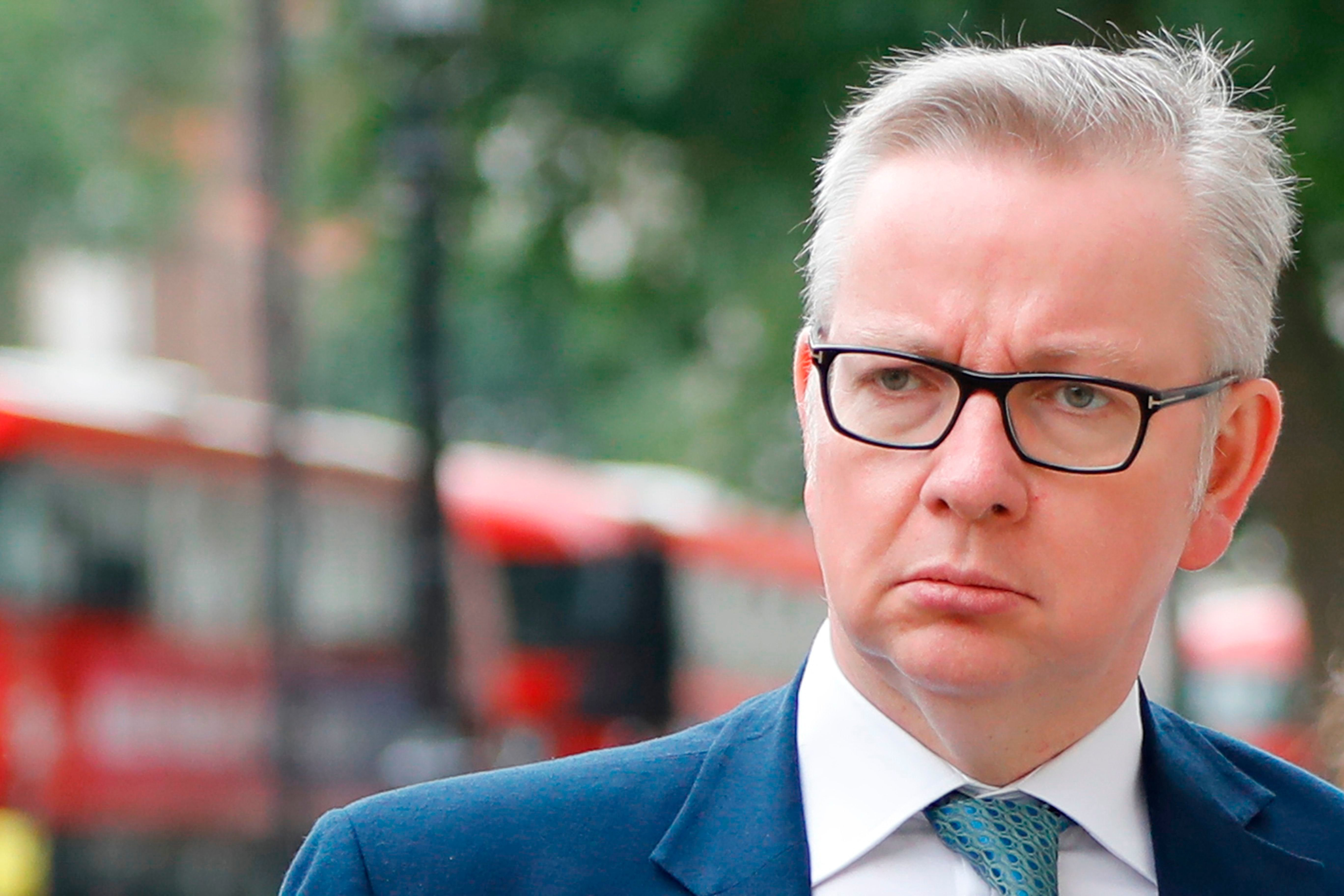 Michael Gove Tells Tory Plotters To 'Get Behind' The