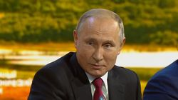 Putin Comments On Salisbury Suspects