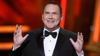 Host Norm Macdonald speaks to the audience at the 2016 Canadian Screen Awards in Toronto, Ontario March 13, 2016. REUTERS/Mark Blinch