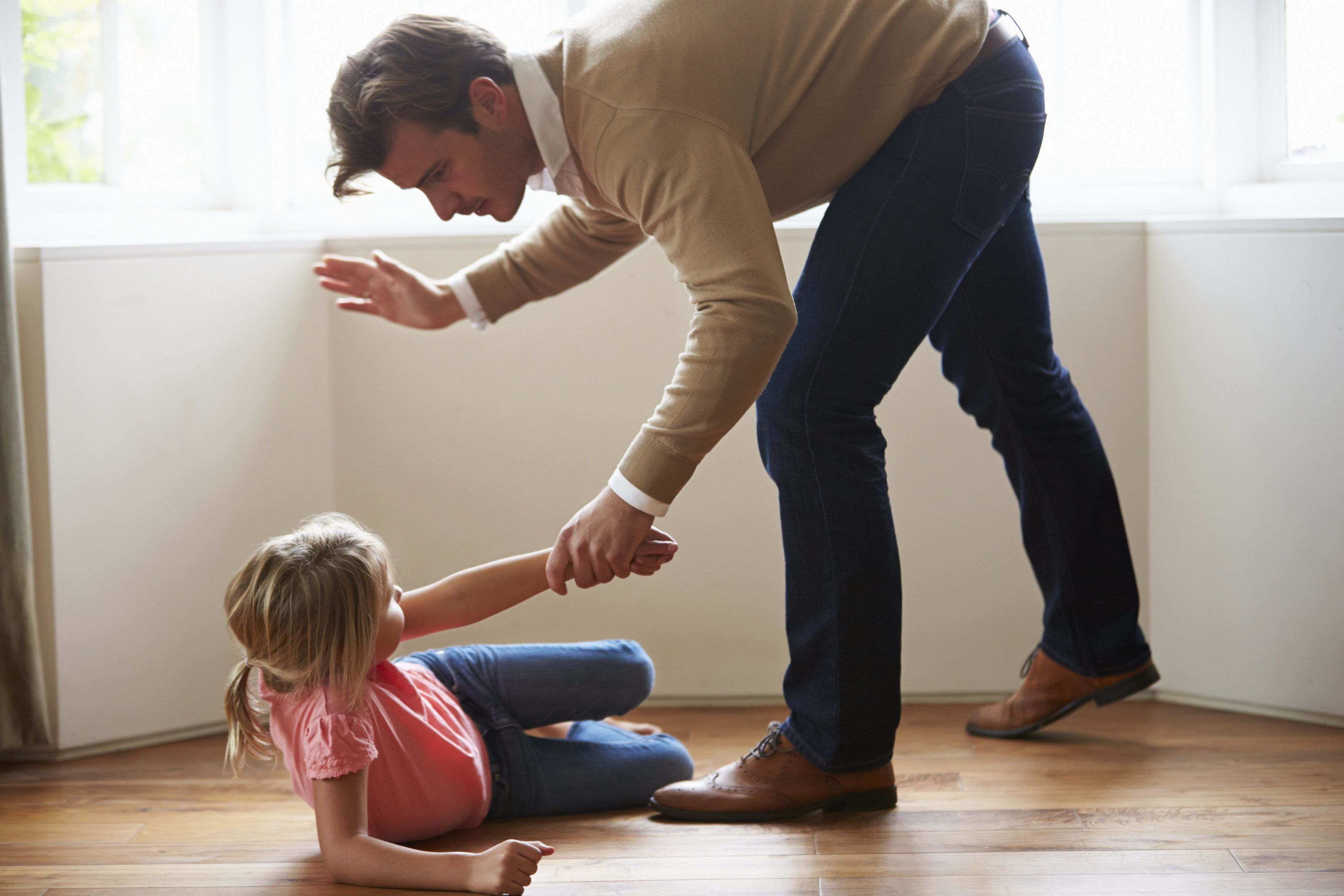 Should Smacking Be Banned In The Home? New Calls For Government To
