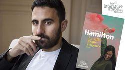 L'écrivain Omar Robert Hamilton reçoit le Prix de la littérature arabe 2018