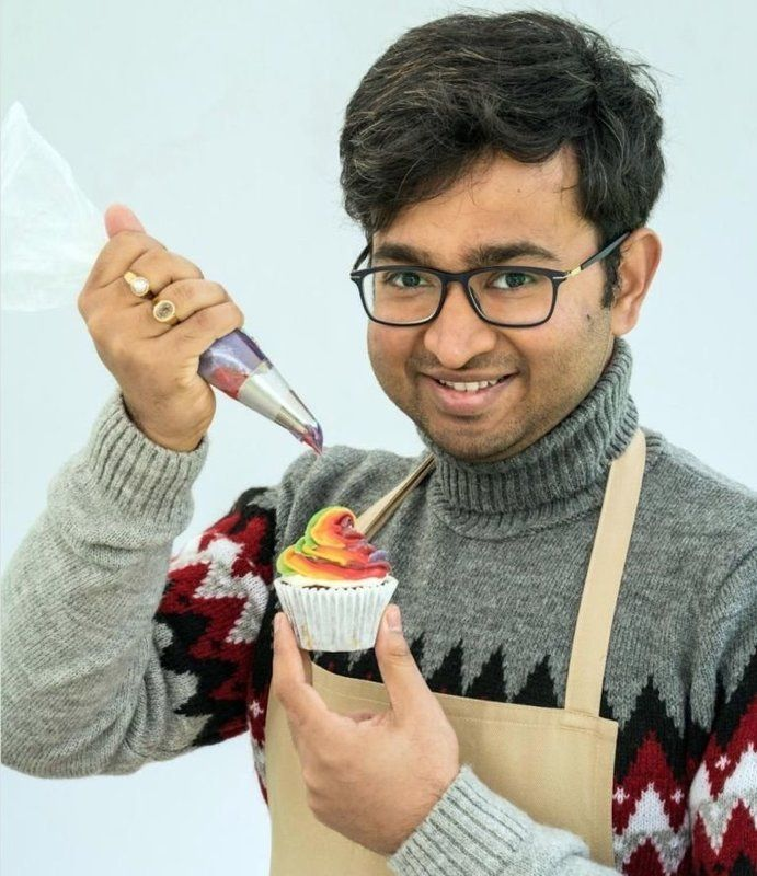 The Reason Rahul From 'Bake Off' Started Baking Is Too Much For The Internet To Handle