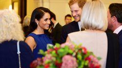 Körpersprachen-Expertin erklärt: So stellt Herzogin Meghan sicher, dass sie Harry nicht die Show