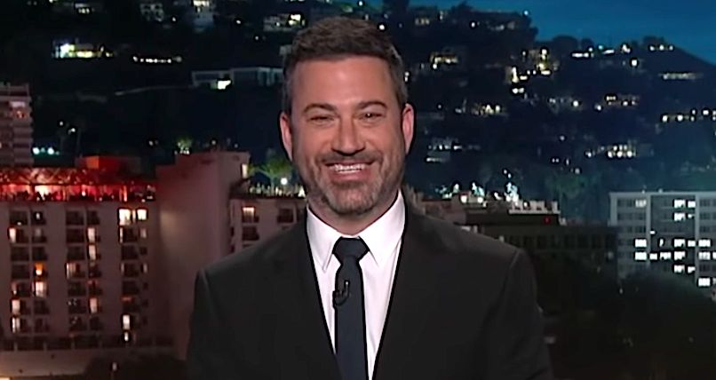 Jimmy Kimmel Has Proof That Trump Confirmed Woodward Book Claims