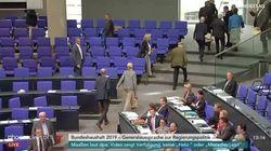SPD-Mann beleidigt im Bundestag die AfD – die stampft wütend aus dem Saal