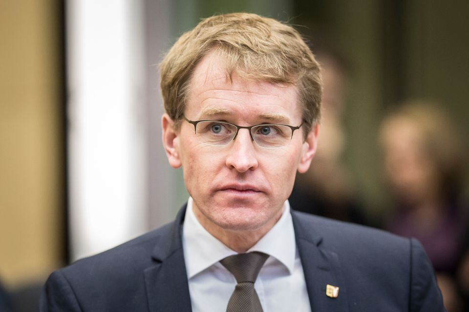 Schleswig-Holsteins Ministerpräsident Daniel