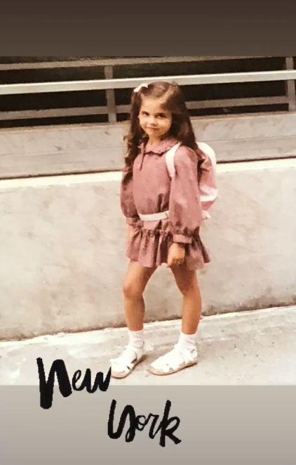 11 septembre 2001: Sarah Michelle Gellar partage une photo d'elle enfant en hommage à sa ville touchée...