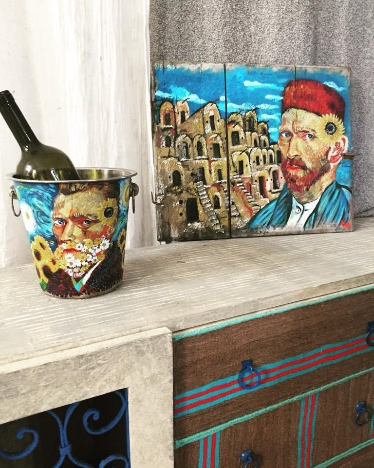 Quand la culture occidentale se mêle au patrimoine tunisien: Les magnifiques créations d'Achraf Baccouch
