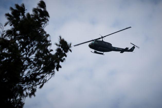 Γκουρμπάτσης στη HuffPost Greece: «Το συντονιστικό ελικόπτερο της Πυροσβεστικής δεν πέταξε ποτέ στο