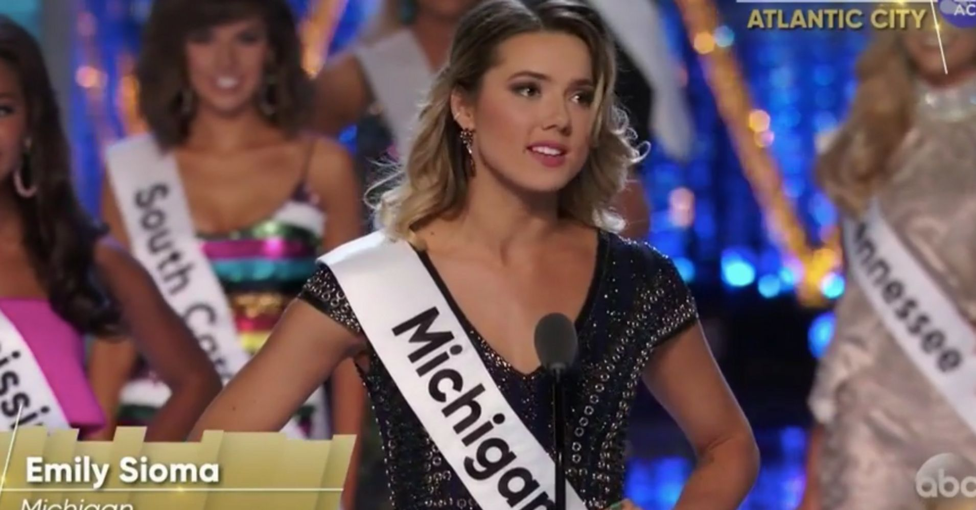 Miss Michigan On Why She Highlighted The Flint Water Crisis At Miss America