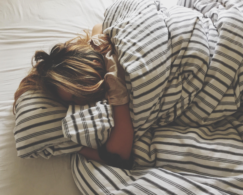I Tried Using CBD To Help Me Sleep. Here's What