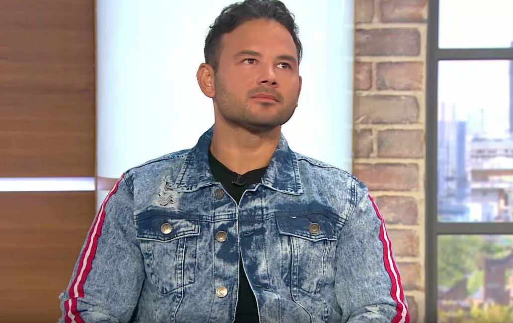 Ryan Thomas gets emotional after viewing Celebrity Big Brother 'punchgate' footage
