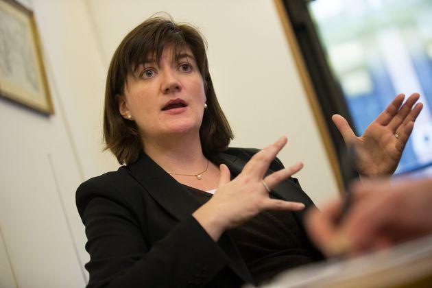 Conservative backbench MP Nicky Morgan