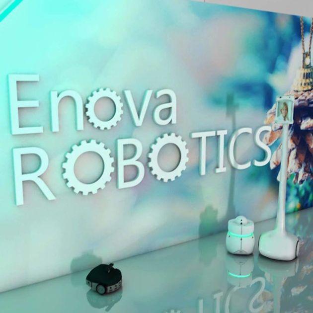 La start-up Enova Robotics fait la plus importante levée de fond en