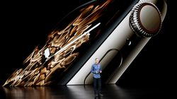 The New Apple Watch Series 4 Is Thinner And Has A Larger