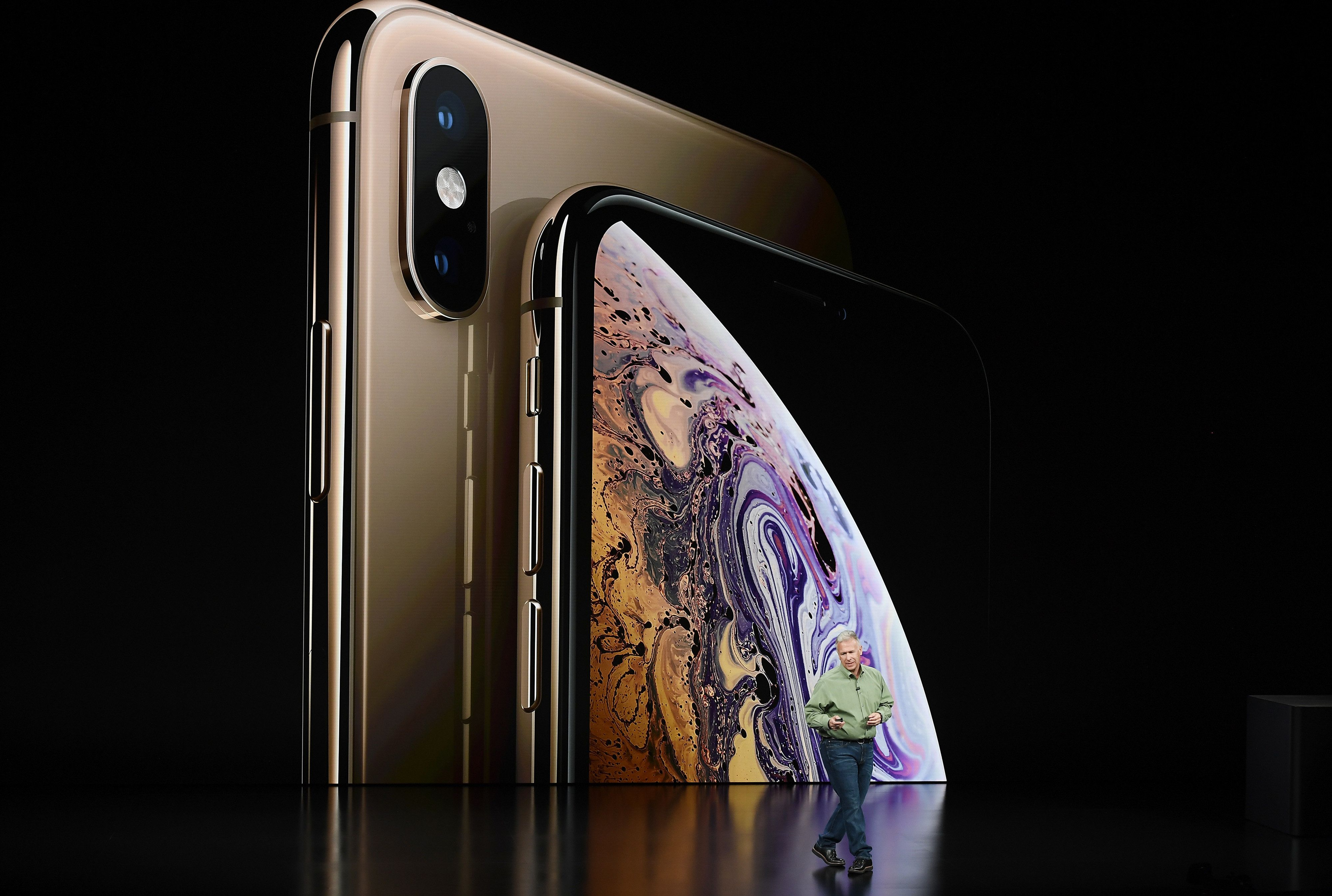 Apple launches the iPhone XS and iPhone XS Max