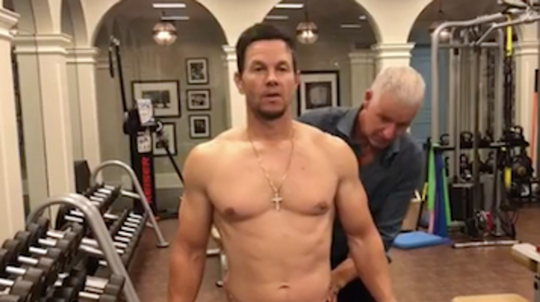 Someone Save Mark Wahlberg From His Own Insane Daily ...
