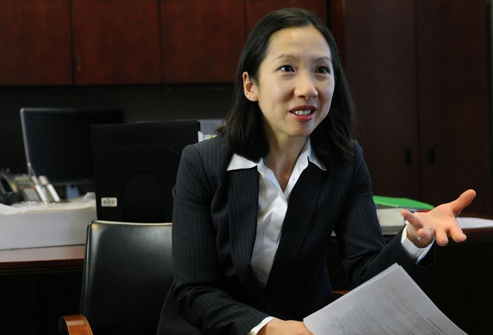 Dr. Leana Wen has served as head of the Baltimore City Health Department for almost four years.