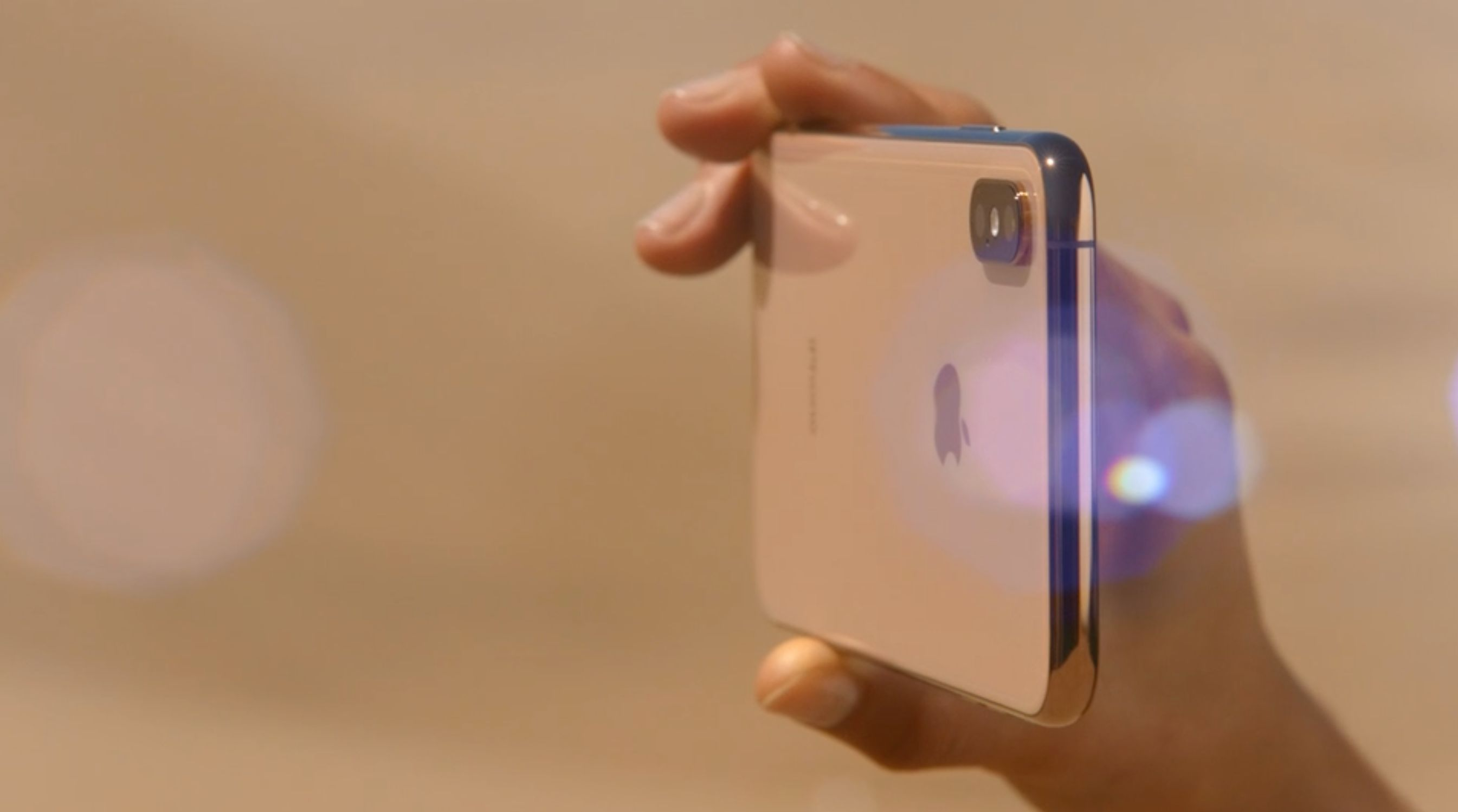 Apple Unveils Three New iPhones