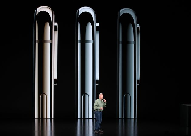 Apple presenta nuevos iPhone XS y XS