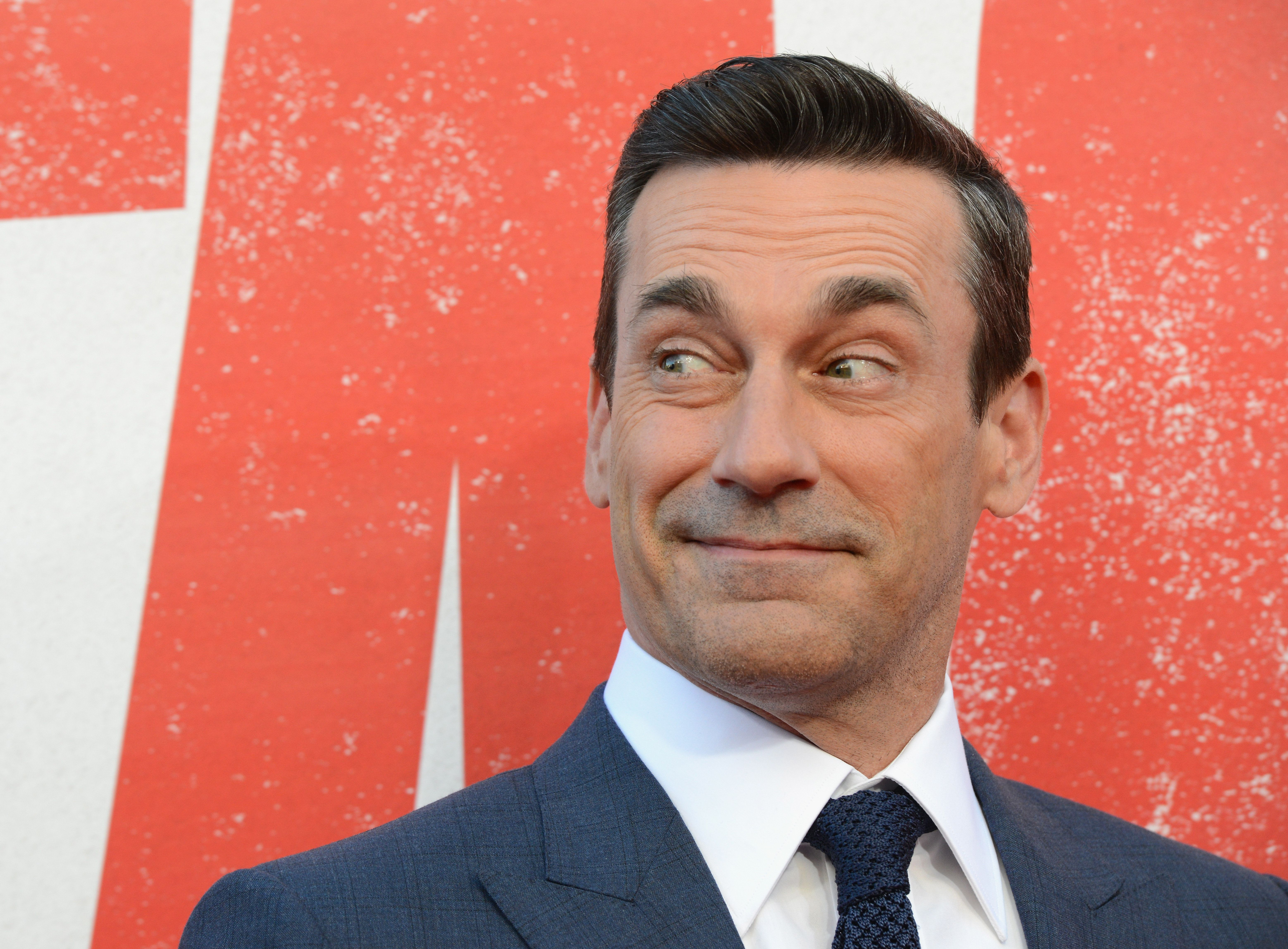 Jon Hamm Nails Why It's So Hypocritical To Shame Therapy