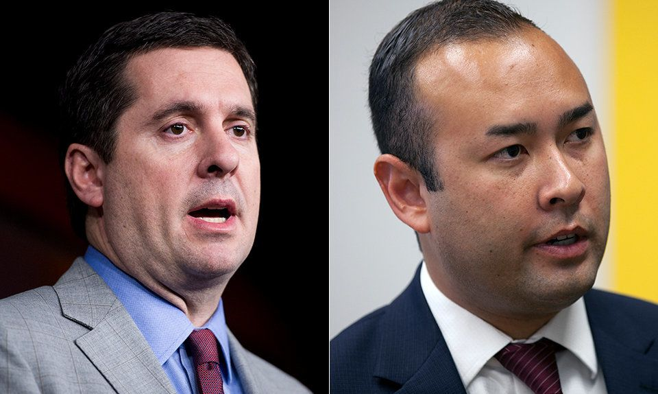 huffingtonpost.com - Jessica Schulberg - Devin Nunes Is Infamous For Sabotaging The Trump-Russia Investigation. His Opponent Andrew Janz Is Running On Water.