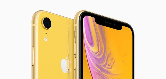 Apple's Colourful iPhone XR Price And UK Release Date