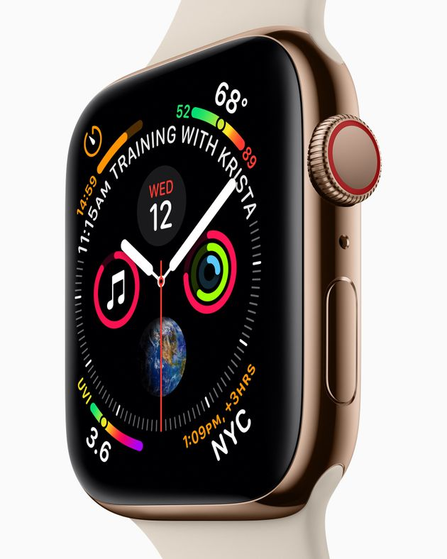 Apple Watch Series 4 Unveiled With UK Price And Release