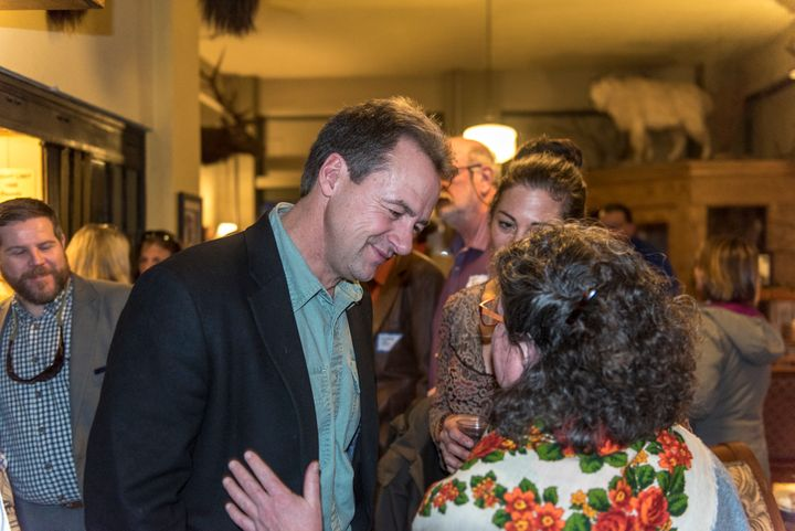 Montana Gov. Steve Bullock isn't frequently mentioned among likely 2020 presidential candidates. He should be.