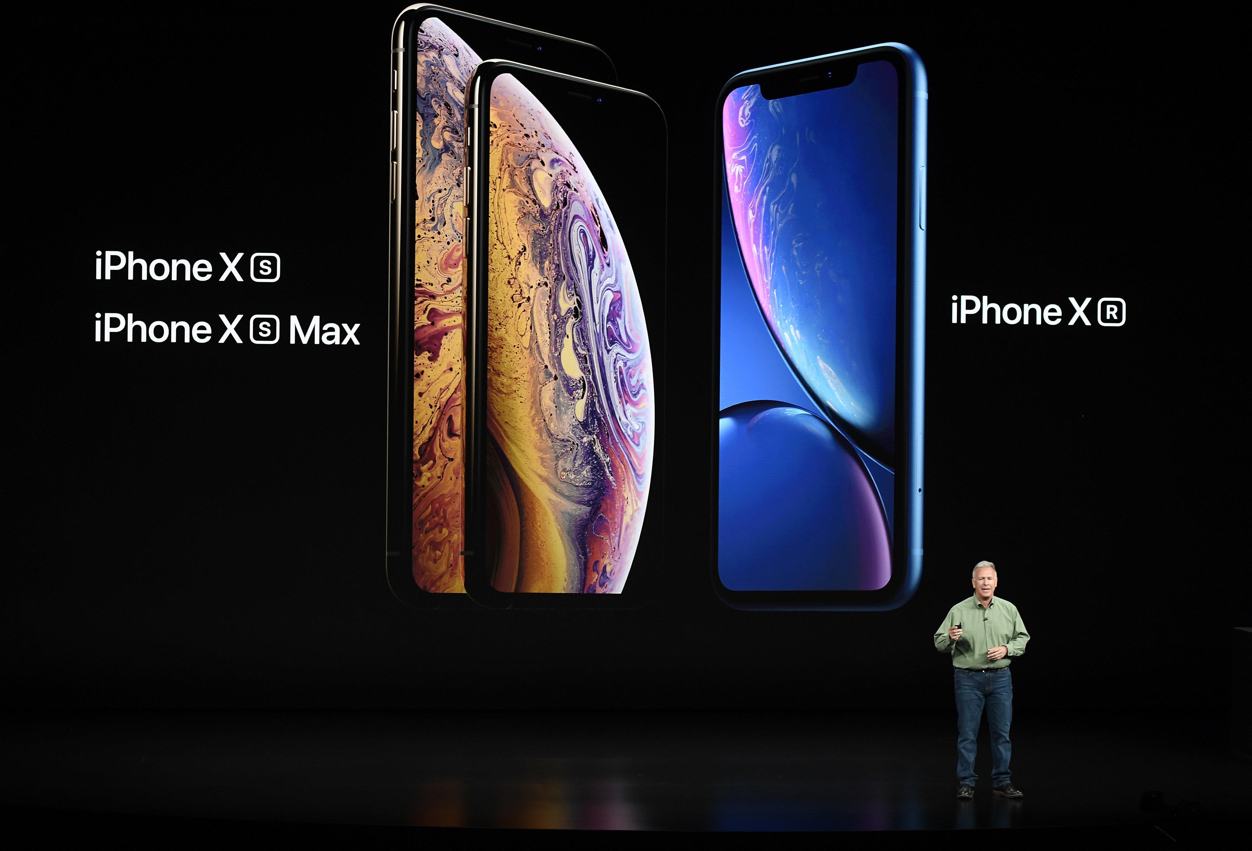 애플이 발표한 아이폰 Xs, 아이폰 Xs Max, 아이폰 Xr의 모든 것