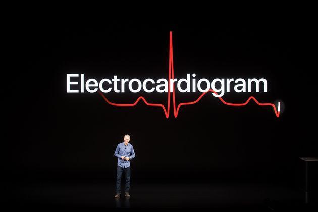 애플워치 시리즈4의 가장 큰 변화는 '크기'가