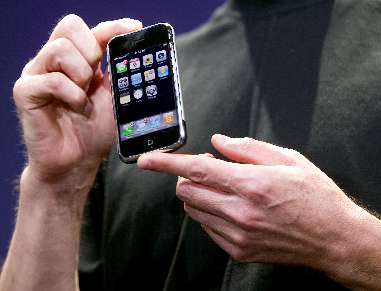 애플 아이폰 홈버튼이 10년 만에 영원히 사라졌다