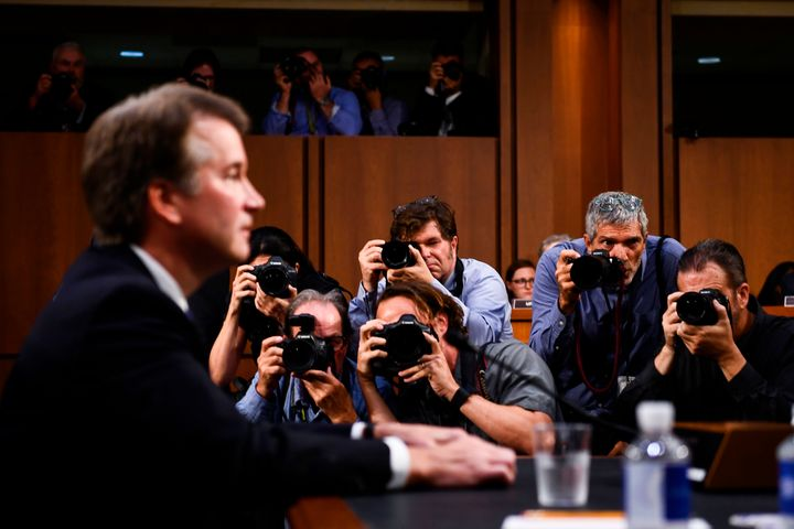 Judge Brett Kavanaugh faced a firestorm of questions from Democrats during his confirmation hearing before the Senate Judicia