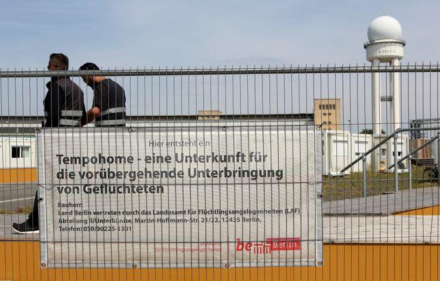 Νεαρός μετανάστης στη Γερμανία πήδηξε από τον 3ο όροφο κέντρου υποδοχής για να γλυτώσει την
