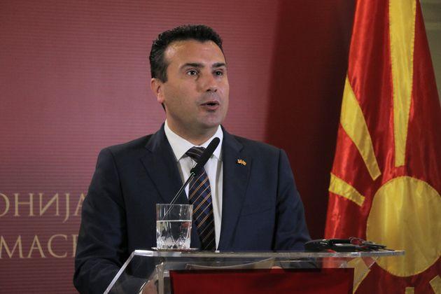 Ζάεφ: Ψηφίστε «ναι» στο δημοψήφισμα, όλοι ξέρουμε τι γίνεται στα βόρεια σύνορά