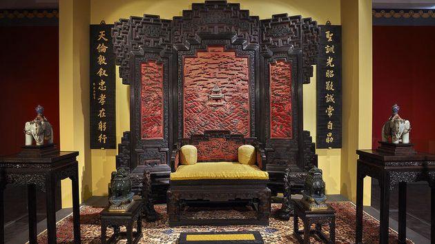 «Από την απαγορευμένη πόλη» του Πεκίνου στο Μουσείο