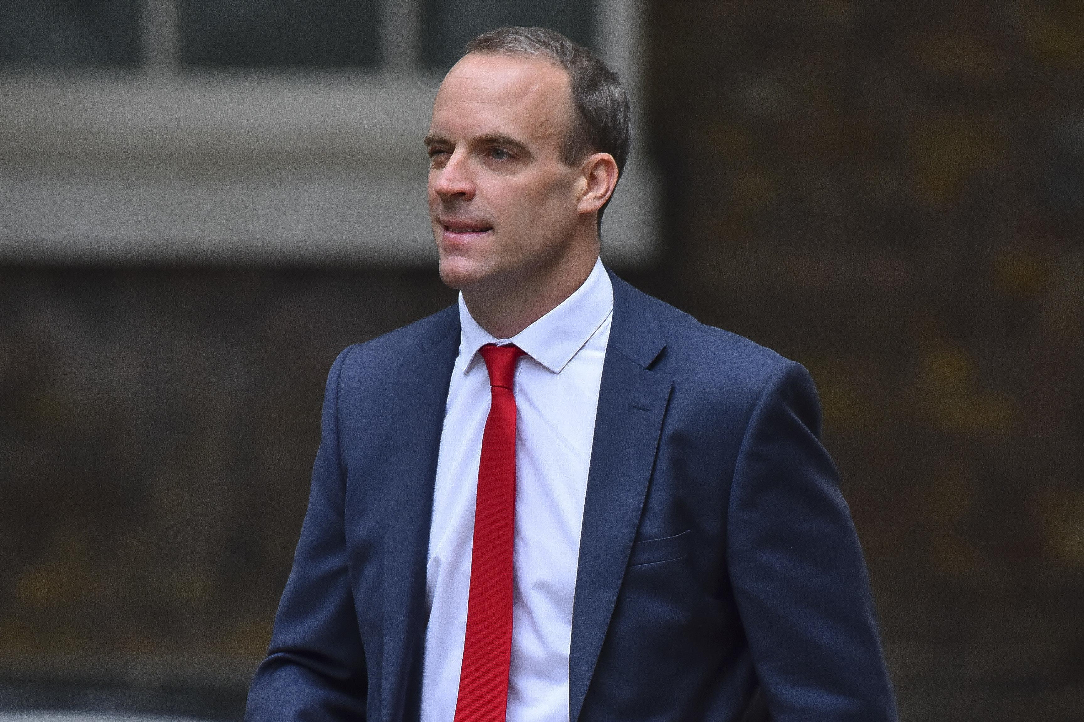 Dominic Raab Tells John Lewis Not To 'Blame Brexit' For Crashing