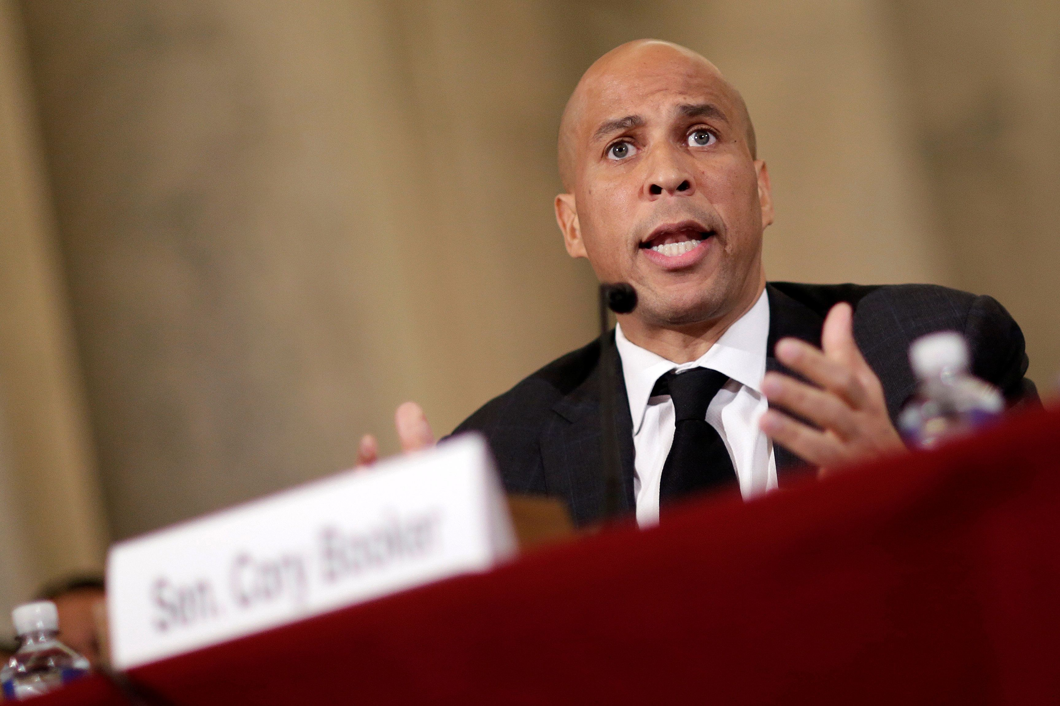 Cory Booker Releases New Batch Of Kavanaugh