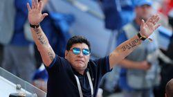 La vie du footballeur Diego Maradona bientôt en