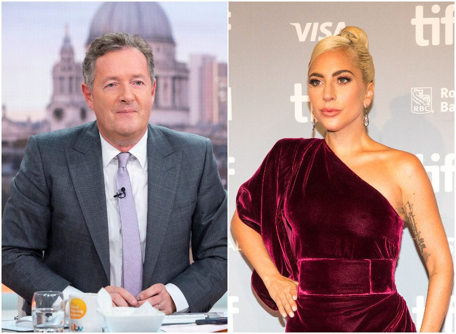 Piers Morgan Admits Regret Over His Twitter Exchange With Lady Gaga About Her