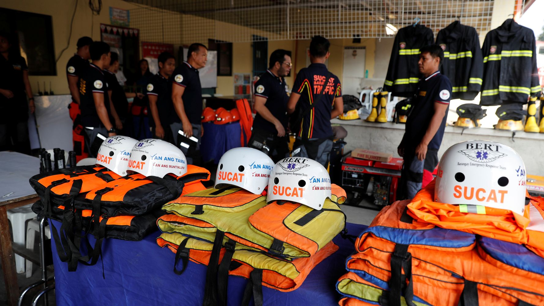 Philippines Starts Evacuations Along Coast As Super Typhoon