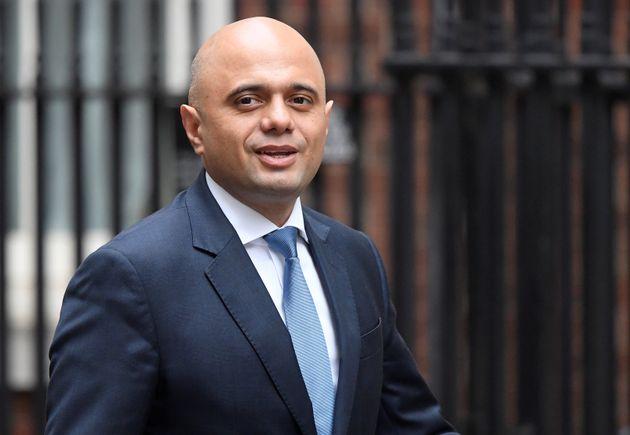 Home Secretary Sajid