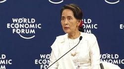 Aung San Suu Kyi Defends Jailing Of