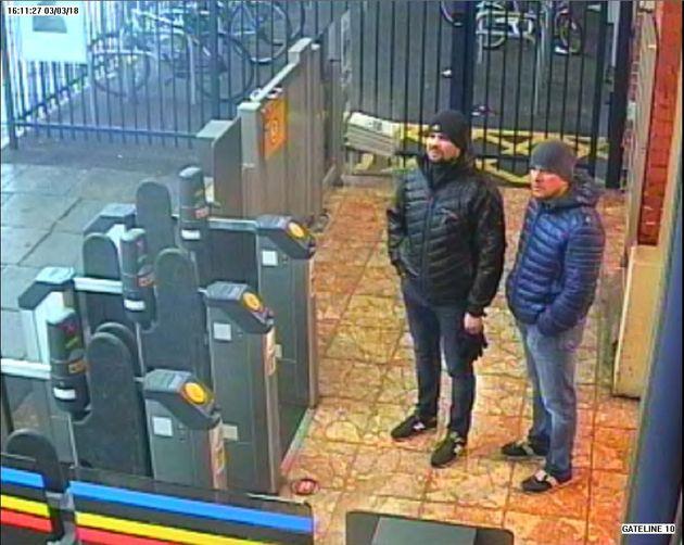 Υπόθεση Σκριπάλ: «Είχαμε πάει στο Σάλσμπερι για τουρισμό» λένε οι δύο Ρώσοι, τους οποίους κατηγορεί το