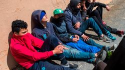 86 mineurs marocains ont franchi clandestinement la frontière de Mellila depuis sa fermeture